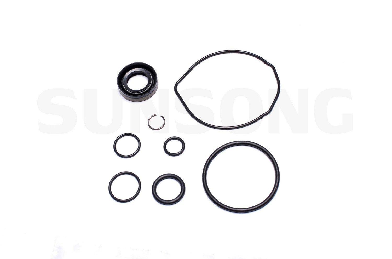 Sunsong 8401508 Power Steering Pump Seal Kit