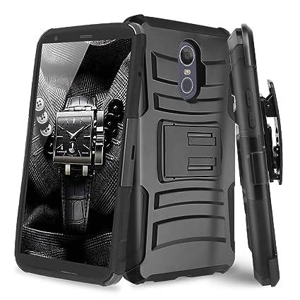 quality design 57231 17e20 Amazon.com: TJS LG Stylo 4 2018/LG Stylo 4 Plus/LG Q Stylus/LG Q ...
