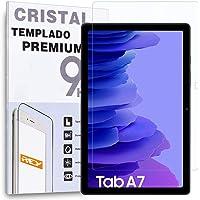 """REY Protector de Pantalla para Tablet Samsung Galaxy Tab A7 2020 WIFI-4G 10.4"""", Cristal Vidrio Templado Premium"""