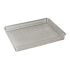 Broil King COB-Q Quarter Size Oven Basket, Silver