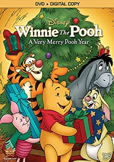 winnie the pooh a very merry pooh yearspecial edition - Winnie The Pooh Heffalump Halloween