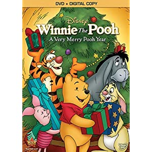 Winnie The Pooh: A Very Merry Pooh YearSpecial Edition) (2002)