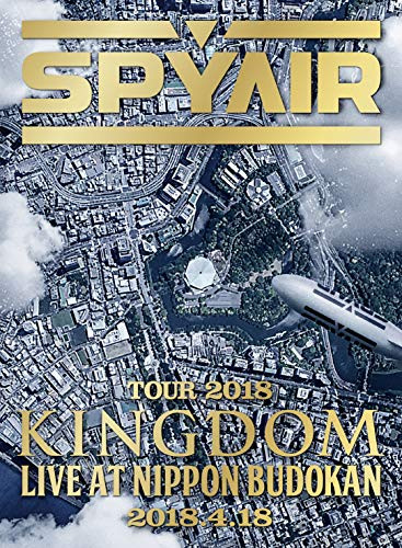 SPYAIR / TOUR 2018-KINGDOM-Live at NIPPON BUDOKAN[完全生産限定版]の商品画像
