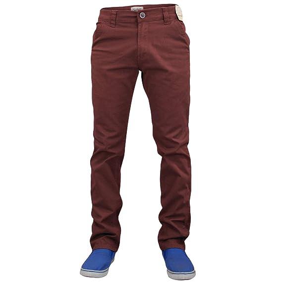 Stretch Leg Fit Mens Chino Jeanspantalons Slim Jack Straight Nouveau Pantalons Designer Sud KcT1JlF