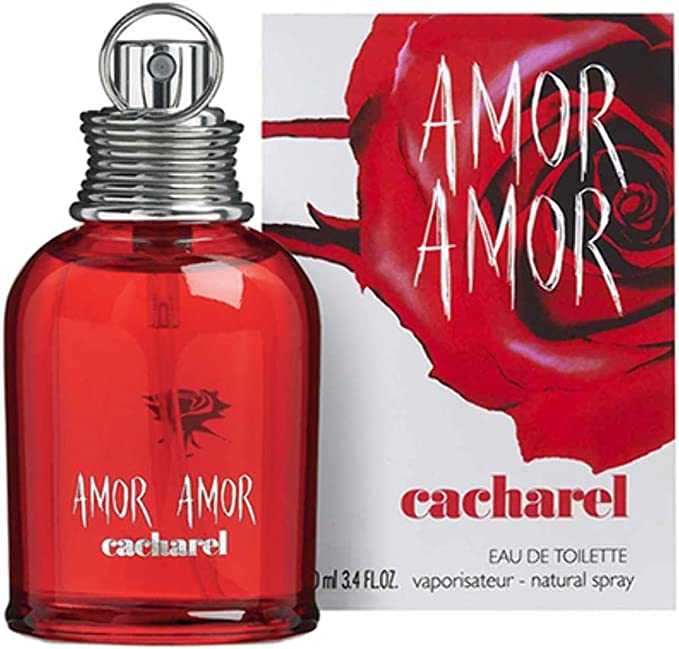 AMOR AMOR edt vapo 100 ml: Amazon.es: Hogar