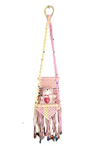 Beautiful Handmade Handicraft Wall Hanging Macrame/dori jhulla by pnk