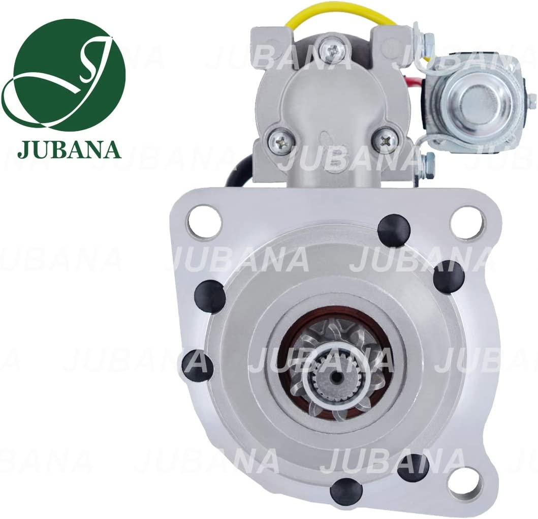 JUBANA 123708338 Starter with Planetary Reduction Gear 12V 4,2kW