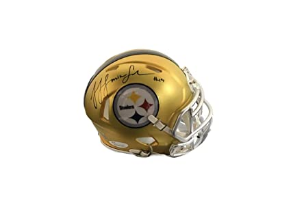 1a8bd8f7c Image Unavailable. Image not available for. Color  Juju Smith Schuster  Pittsburgh Steelers Autographed ...