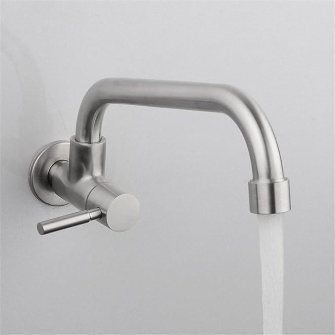 Wandwasserhahn Kaltwasserhahn Armatur Bad Mop Pool Wäsche Waschbecken Wasserhahn