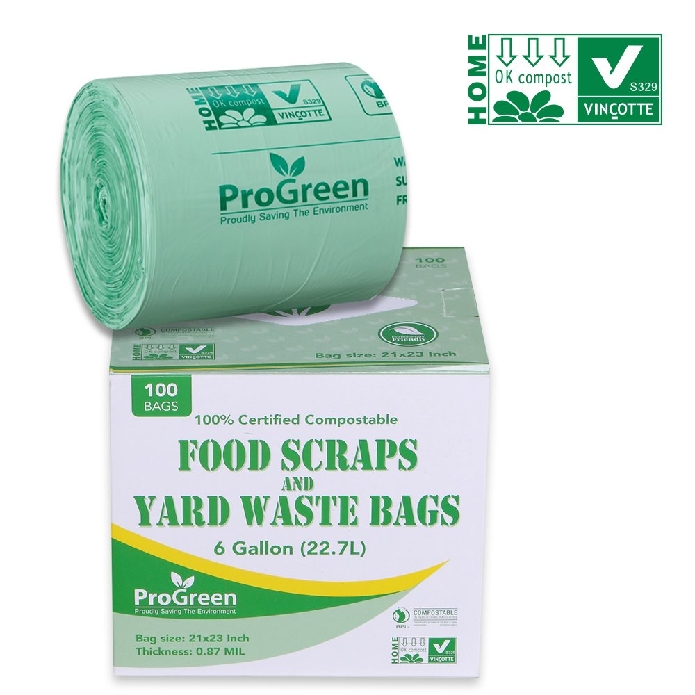 Best Biodegradable Trash Bags For Kitchen