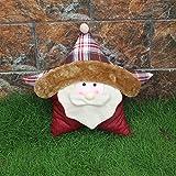 Creative Christmas Five Star Pillow Cushion Santa Claus Snowman Elk Decoration Holiday Decorations Old man