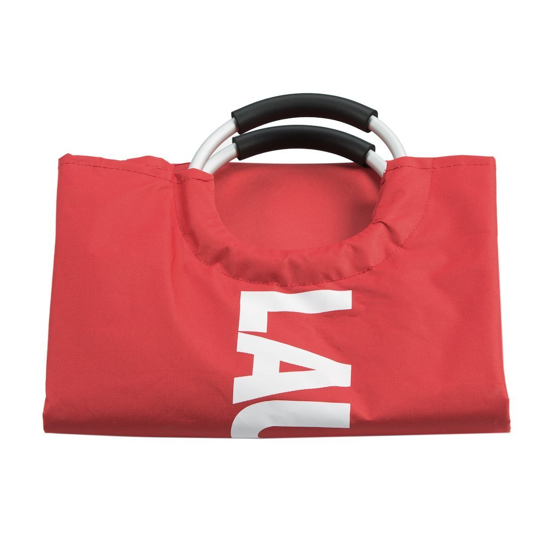 Dark Grey Collapsible Laundry Hamper Dorm Laundry Bag Peach Breeze Large Laundry Basket Foldable Clothes Bag