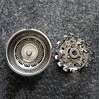 Cabezales de Afeitado, Cuchilla de Afeitar para Philips SH90 RQ12 ...