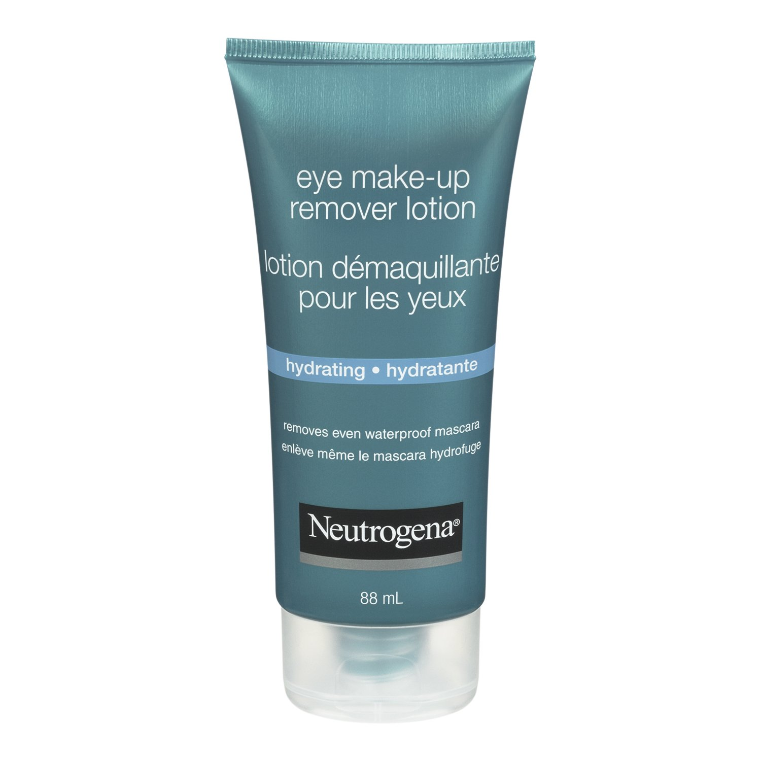 Neutrogena Eye Makeup Remover Lotion, Hydrating and Gentle on Skin, 88 mL Neutrogena Cleansers