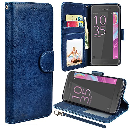 Xperia UrSpeedtekLive Leather Magnetic Kickstand product image