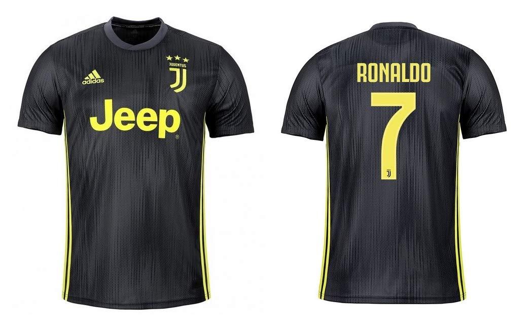 Juventus Turin Trikot Kinder 2018-2019 Third - Ronaldo 7