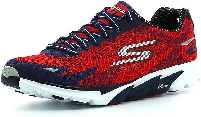 Skechers Go Run 4, Chaussures de Running Compétition Homme