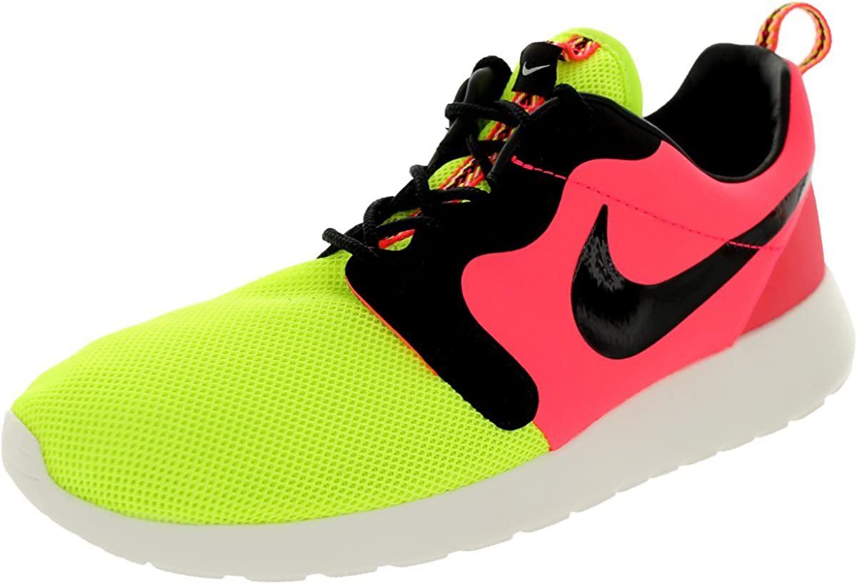 Nike Mens Rosherun Hyp PRM QS Lightweight Low Top Running Shoes