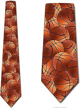 Corbata de baloncesto para hombre Corbatas deportivas de Three ...