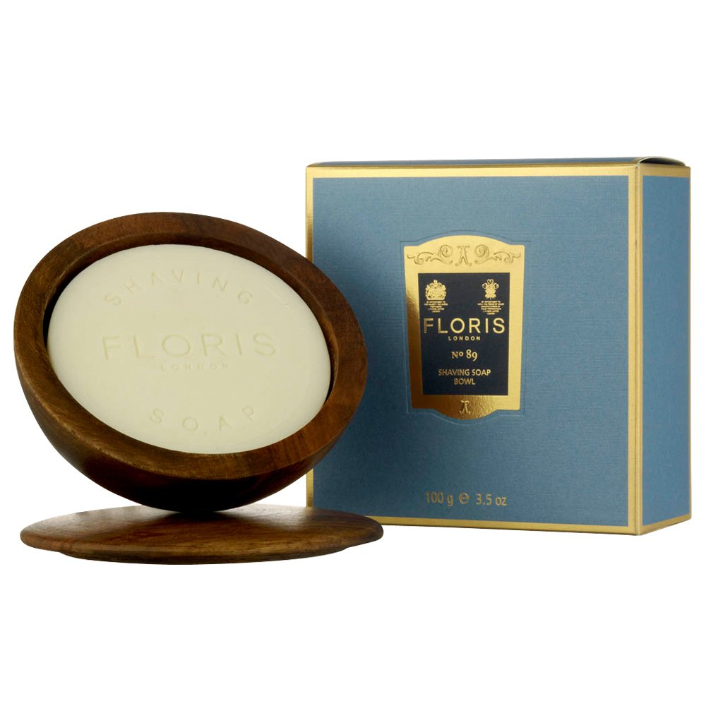 Floris London No.89 Shaving Soap Bowl 100 g