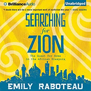 Searching for Zion Audiobook