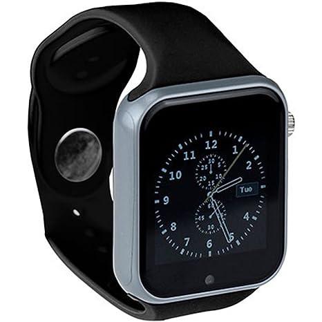 Swiss-go - Reloj Inteligente Zurich smartwatch Bluetooth/IPS/sim ...