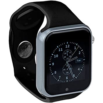 Swiss-go - Reloj Inteligente Zurich smartwatch Bluetooth/IPS / sim/pulsometro/ Camara: Swiss-Pro: Amazon.es: Informática
