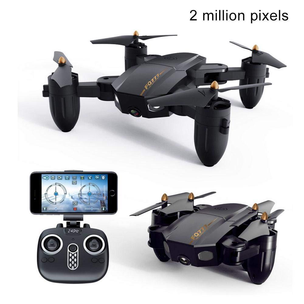 Umiwe FPV Drohne RC Quadrocopter Quadrocopter Quadrocopter mit Kamera WiFi Live-Video, Höhenmodus, Headless-Modus, 3D-Flips RTF, 6-axis Drohnen für Erwachsene Kinder Anfänger d268b4