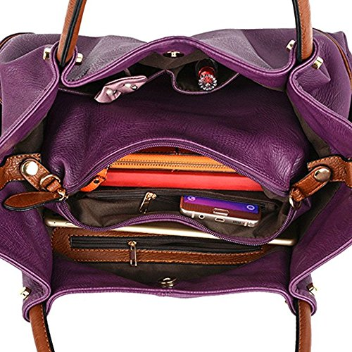 Femmes Set FiveloveTwo port Sacs 3Pcs WwUYxfqBR