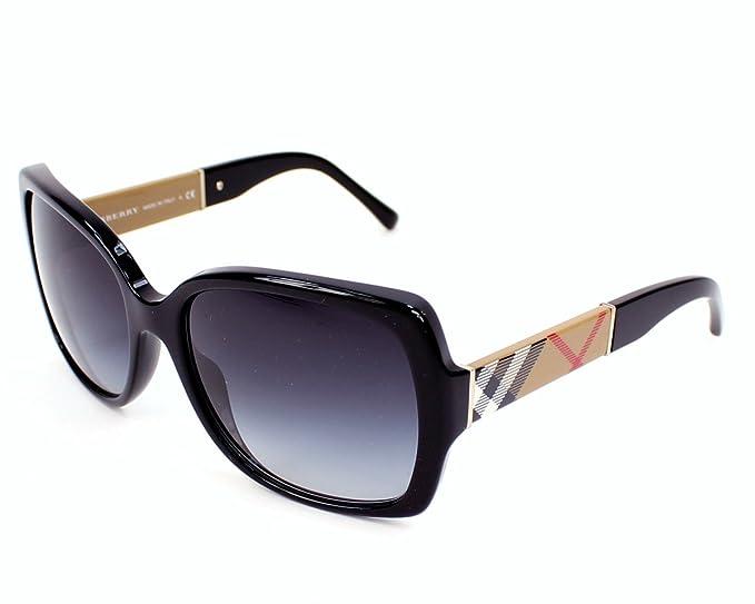 b4e75cce71a Burberry Sunglasses BE4160 Polarized 3433T3  Amazon.co.uk  Clothing