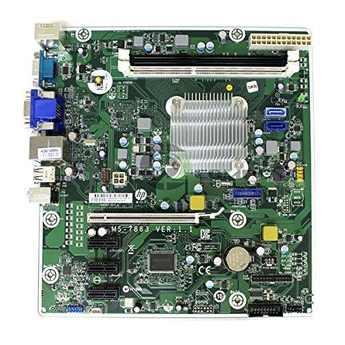 HP ProDesk 405 G1 Desktop Motherboard MS-7863 Integrated AMD A4-5000 APU 729726-001 - Desktop Pc Prodesk Hp 405