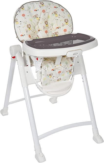 Graco Contempo - Trona, diseño Ted & Coco: Amazon.es: Bebé