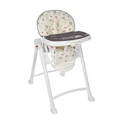 Graco Contempo High Chair, Ted and Coco: Amazon.co.uk: Baby