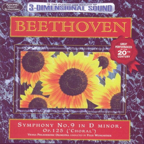 Beethoven Symphony No. 9 In D Minor, Op. 125 (Choral) (Symphony No 9 In D Minor Choral)