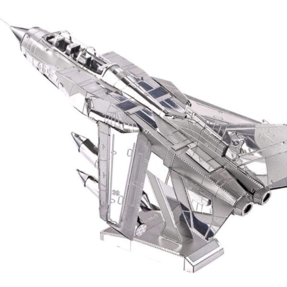 MQKZ 3D Rompecabezas de Metal escuadrón de Combate Bricolaje ...