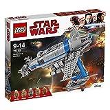 LEGO Star Wars Episode VIII: Resistance Bomber Costruzioni