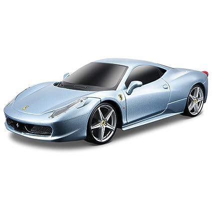 Amazon Com Maisto R C 1 24 Scale Ferrari 458 Italia Radio Control