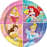 Disney Princess Dinner Plates, 8ct