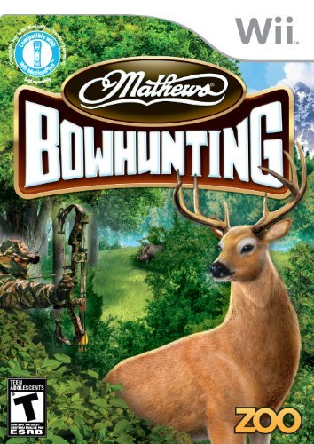 Wii Shoot Chicken (Mathews Bowhunting - Nintendo Wii by Zoo Games)