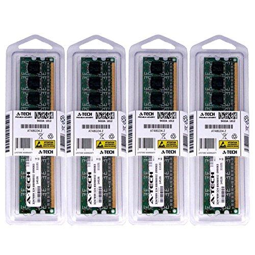 16GB kit (4GBx4) DDR3 PC3-12800 DESKTOP Memory Modules (240-pin DIMM, 1600MHz) Genuine A-Tech Brand - Desktop Module