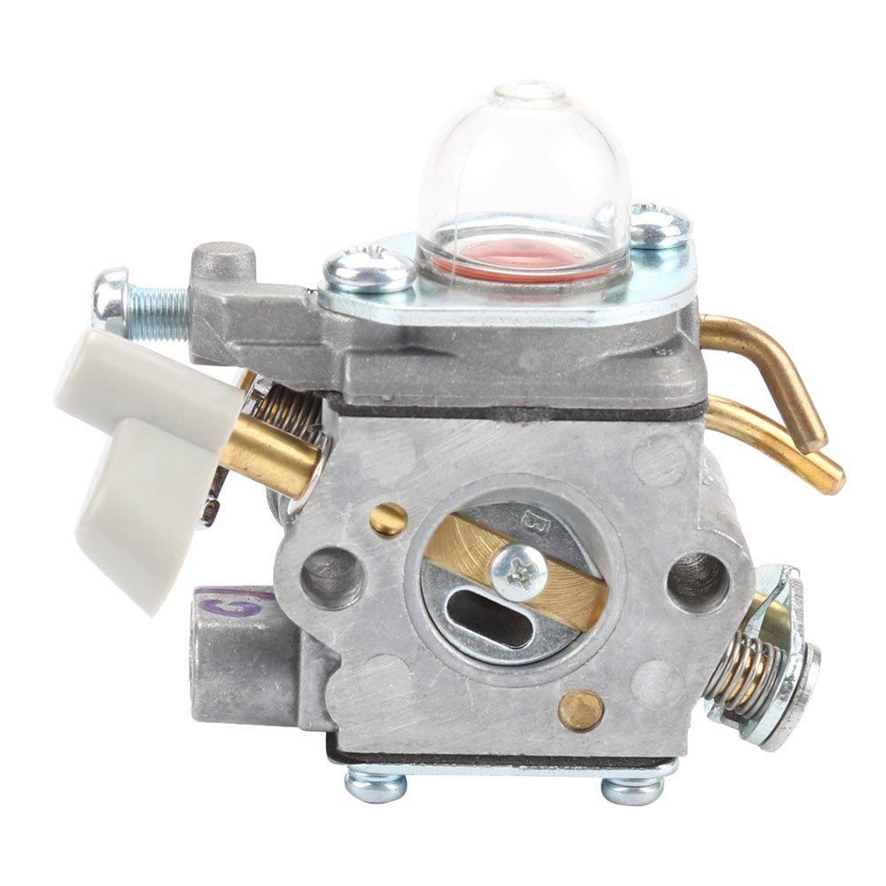 Savior Carburetor for Ryobi RY13010 RY13050A RY34000 RY34420 RY34440 RY64400 RY13015 4 Cycle Gas String Trimmer Cultivator 309368003 309368001