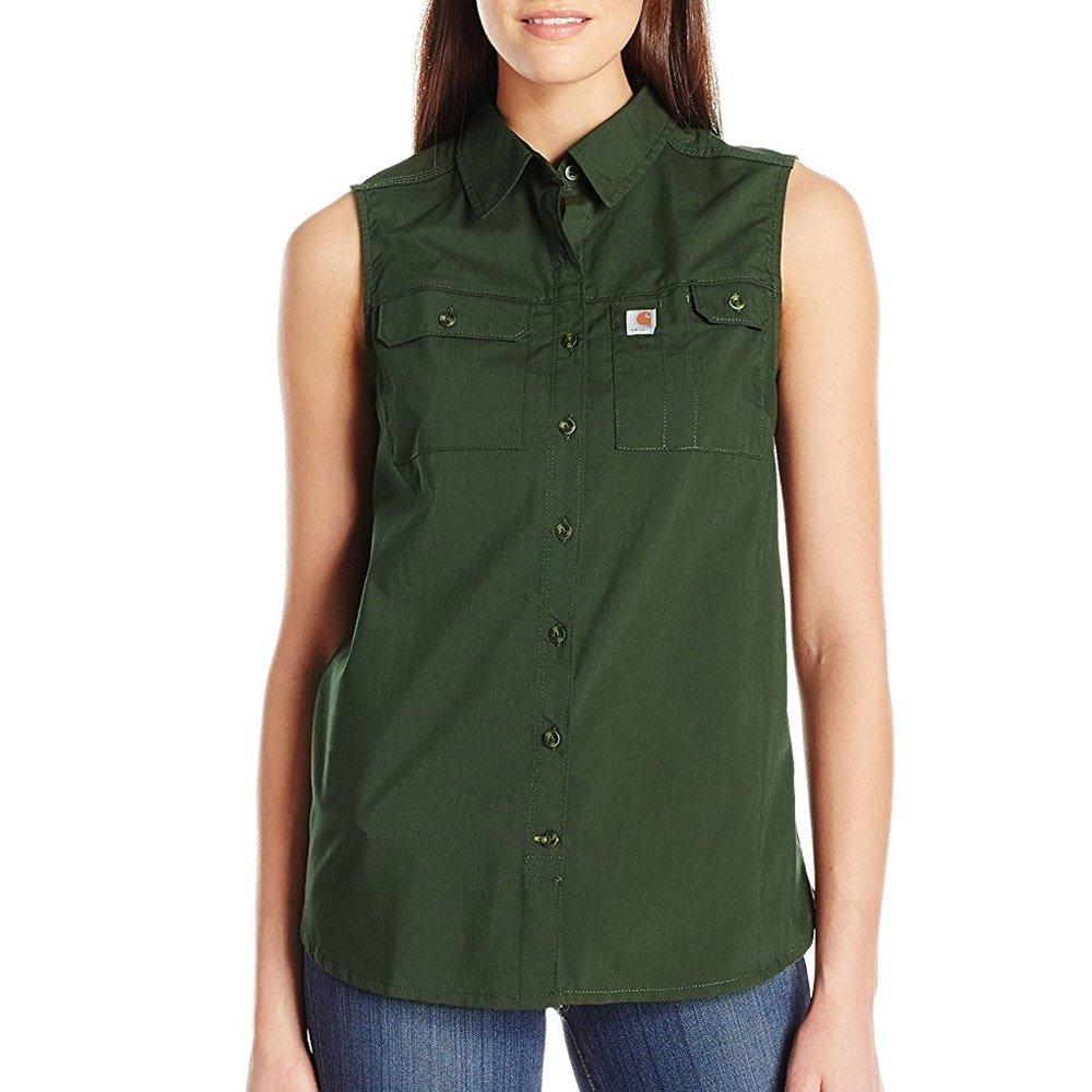 Carhartt Women's Force Ridgefield Sleeveless Shirt