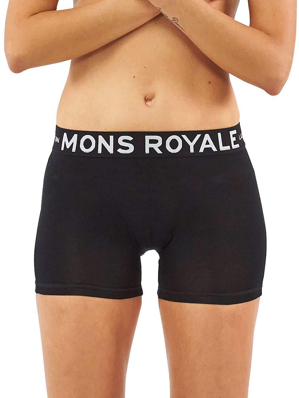 Mons Royale Damen Hannah Hot Pant