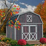 Best Barns Denver 12' X 16' Wood Shed Kit