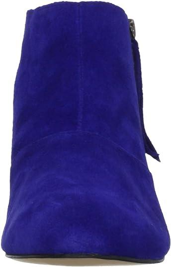 DV By Dolce Vita, Stivali Donna, Blu (Pelle Scamosciata Blu