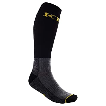 KLIM Calcetines Mammoth Calcetines Negro Caliente: Amazon.es: Coche y moto