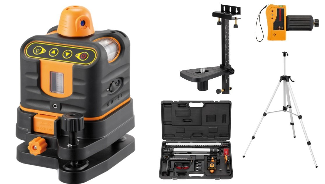 aa8f14b1e07f9d GEO-FENNEL Pack laser rotatif FL 30-SET  Amazon.fr  Commerce, Industrie    Science