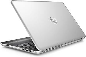 "2017 HP Pavilion 15.6"" Flagship Laptop PC, Intel i7-6500U Processor 8GB RAM 1TB HDD 7-hour Battery Life Wide FOV Webcam DVDRW WiFi Bluetooth HDMI Windows 10 Silver"