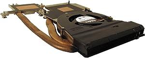 Dell Laptop HRN0P Intel Heatsink and Fan G65X05MS2MH Alienware M11X