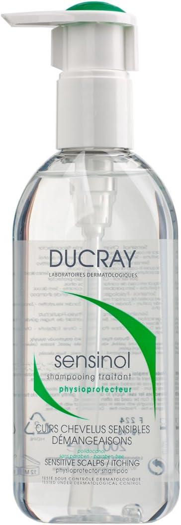 DUCRAY Sensinol Champú Tratante Fisioprotector 200ML
